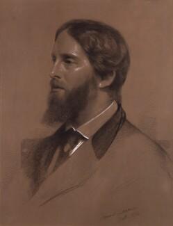 Francis Turner Palgrave, by Samuel Laurence - NPG 2070
