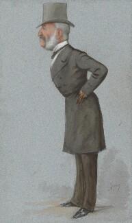 Sir Charles Mark Palmer, 1st Bt, by Carlo Pellegrini - NPG 4730