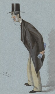 John Hinde Palmer, by Sir Leslie Ward - NPG 4731