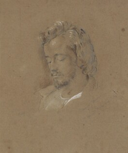 Samuel Palmer, by George Richmond - NPG 2154