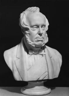 Henry John Temple, 3rd Viscount Palmerston, by Edward William Wyon - NPG 4508
