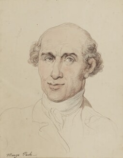 Mungo Park, by Thomas Rowlandson - NPG 4924