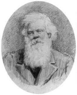 Sir Henry Parkes, by Julian Rossi Ashton - NPG 1480