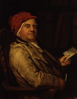 Samuel Parr, replica by George Dawe - NPG 9