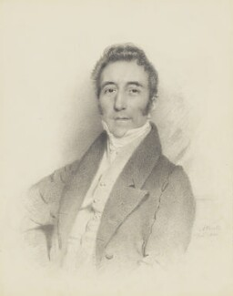 John Parry, by Abraham Wivell - NPG 5152