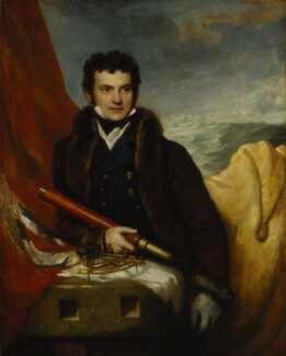 Sir William Edward Parry, by Samuel Drummond - NPG 5053
