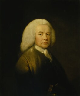 James Parsons, by Benjamin Wilson - NPG 560