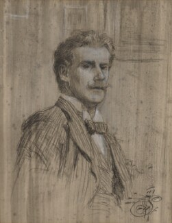 Bernard Partridge, by Bernard Partridge - NPG 3948