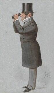 George Payne, by Carlo Pellegrini, 18 September 1875 - NPG 4732 - © National Portrait Gallery, London