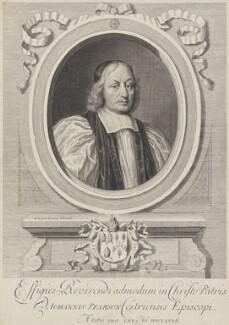 John Pearson, by David Loggan - NPG 635