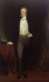 Sir Robert Peel, 2nd Bt, by Henry William Pickersgill - NPG 3796