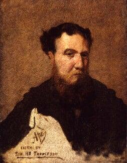 Carlo Pellegrini, by Sir Henry Thompson - NPG 3947