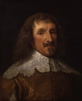 Philip Herbert, 4th Earl of Pembroke, reduced copy after Sir Anthony van Dyck, based on a work of 1635 - NPG 1489 - © National Portrait Gallery, London