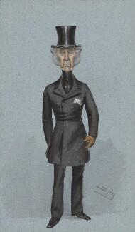 Edward Gordon Douglas-Pennant, 1st Baron Penrhyn, by Sir Leslie Ward - NPG 3292
