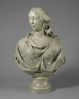 Elizabeth Pepys, after a marble attributed to John Bushnell - NPG 4824