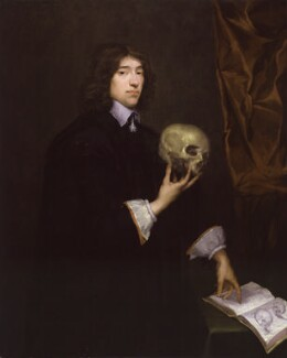 Sir William Petty, by Isaac Fuller, circa 1651 - NPG  - © National Portrait Gallery, London