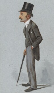 Francis Charles Philips, by Carlo Pellegrini - NPG 4632