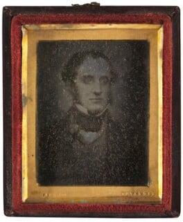 Sir Robert Joseph Phillimore, 1st Bt, by Richard Beard - NPG P118