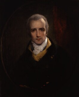 Thomas Phillips, by Thomas Phillips - NPG 1601