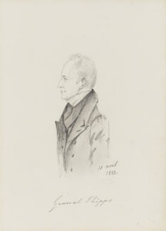 Edmund Phipps, by Alfred, Count D'Orsay - NPG 4026(44)