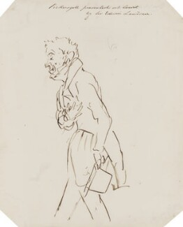 Henry William Pickersgill, by Edwin Landseer - NPG 3097(1)