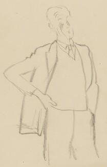 John Piper, by Sir David Low - NPG 4529(267)