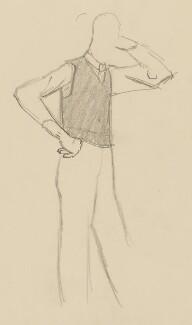 John Piper, by Sir David Low - NPG 4529(269)