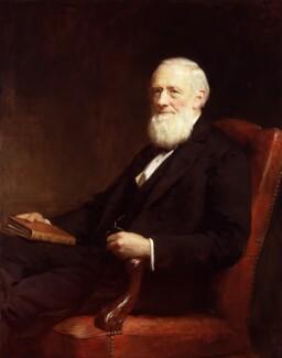 Sir Isaac Pitman, by Sir Arthur Stockdale Cope - NPG 1509