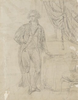 William Pitt, by Isaac Cruikshank - NPG 2103b