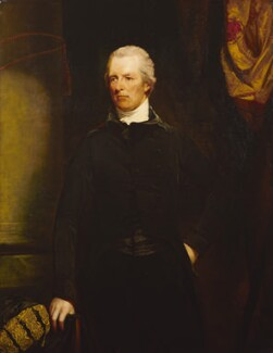 William Pitt, studio of John Hoppner - NPG L267
