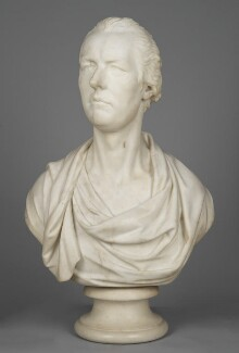 William Pitt, by Joseph Nollekens - NPG 120