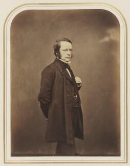 Lyon Playfair, 1st Baron Playfair, by Maull & Polyblank - NPG P120(7)