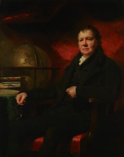 John Playfair, by Sir Henry Raeburn - NPG 840