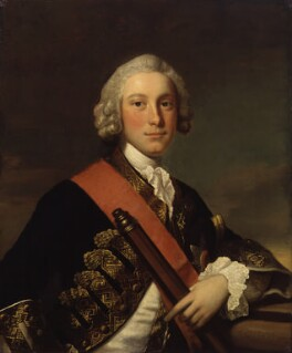 Sir George Pocock, after Thomas Hudson - NPG 1787