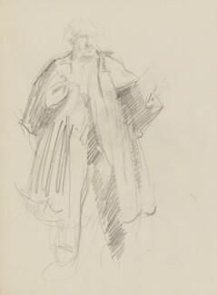 William Poel, by Henry Tonks - NPG 3072(14)