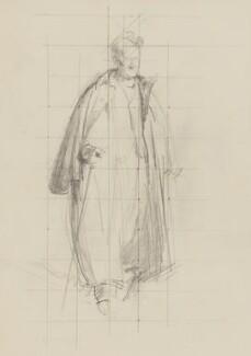 William Poel, by Henry Tonks - NPG 3072(17)