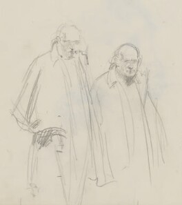 William Poel, by Henry Tonks - NPG 3072(18)