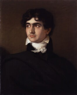John William Polidori, by F.G. Gainsford, circa 1816 - NPG 991 - © National Portrait Gallery, London