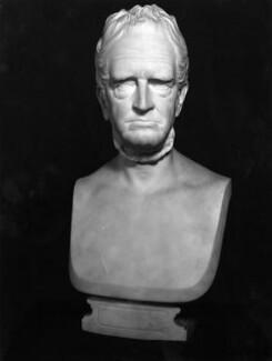Sir George Pollock, 1st Bt, by Joseph Durham - NPG 364