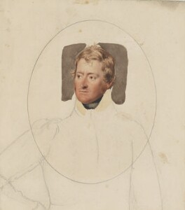 Sir Frederic Cavendish Ponsonby, by Thomas Heaphy - NPG 1914(10)