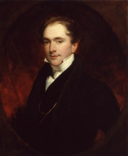 John Poole, by Henry William Pickersgill - NPG 3807