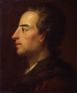 Alexander Pope, attributed to Jonathan Richardson, circa 1738 - NPG 561 - © National Portrait Gallery, London
