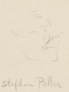 Stephen Potter, by Sir David Low - NPG 4529(272)