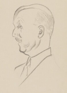 Michael Powell, by Sir David Low - NPG 4529(279)