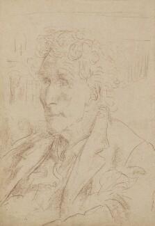 John Cowper Powys, by Augustus John - NPG 4668