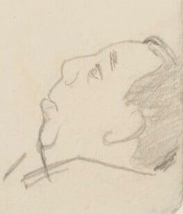 J.B. Priestley, by Sir David Low - NPG 4529(283a)