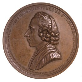 Joseph Priestley, by Thomas Halliday - NPG 175b