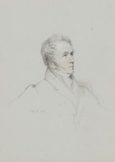 Sir James Prior, by William Brockedon - NPG 2515(43)
