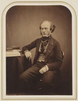 Richard Chandler Alexander Prior, by Maull & Polyblank - NPG P106(16)
