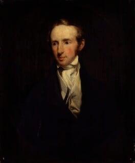 Samuel Prout, by John Jackson, 1823 - NPG 1618 - © National Portrait Gallery, London